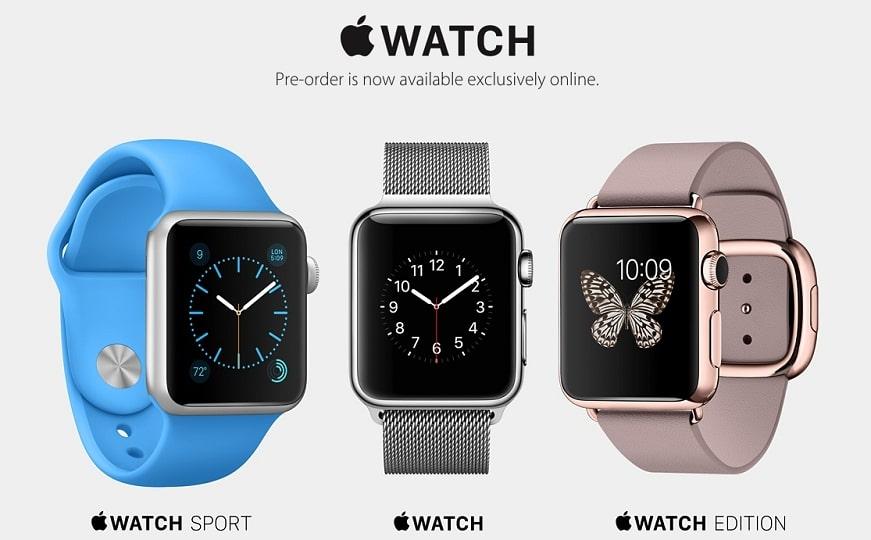 phan biet cac loai apple watch
