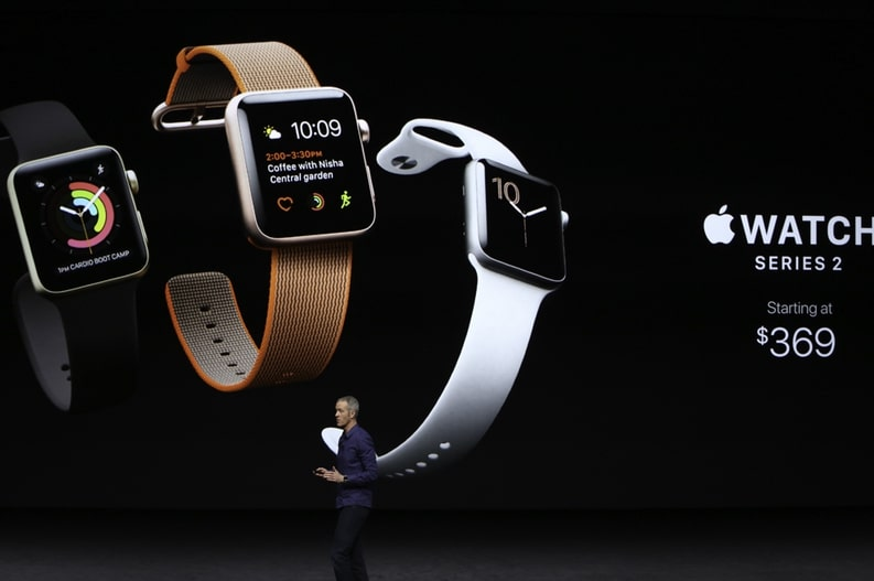 tim hieu Apple Watch Series 2