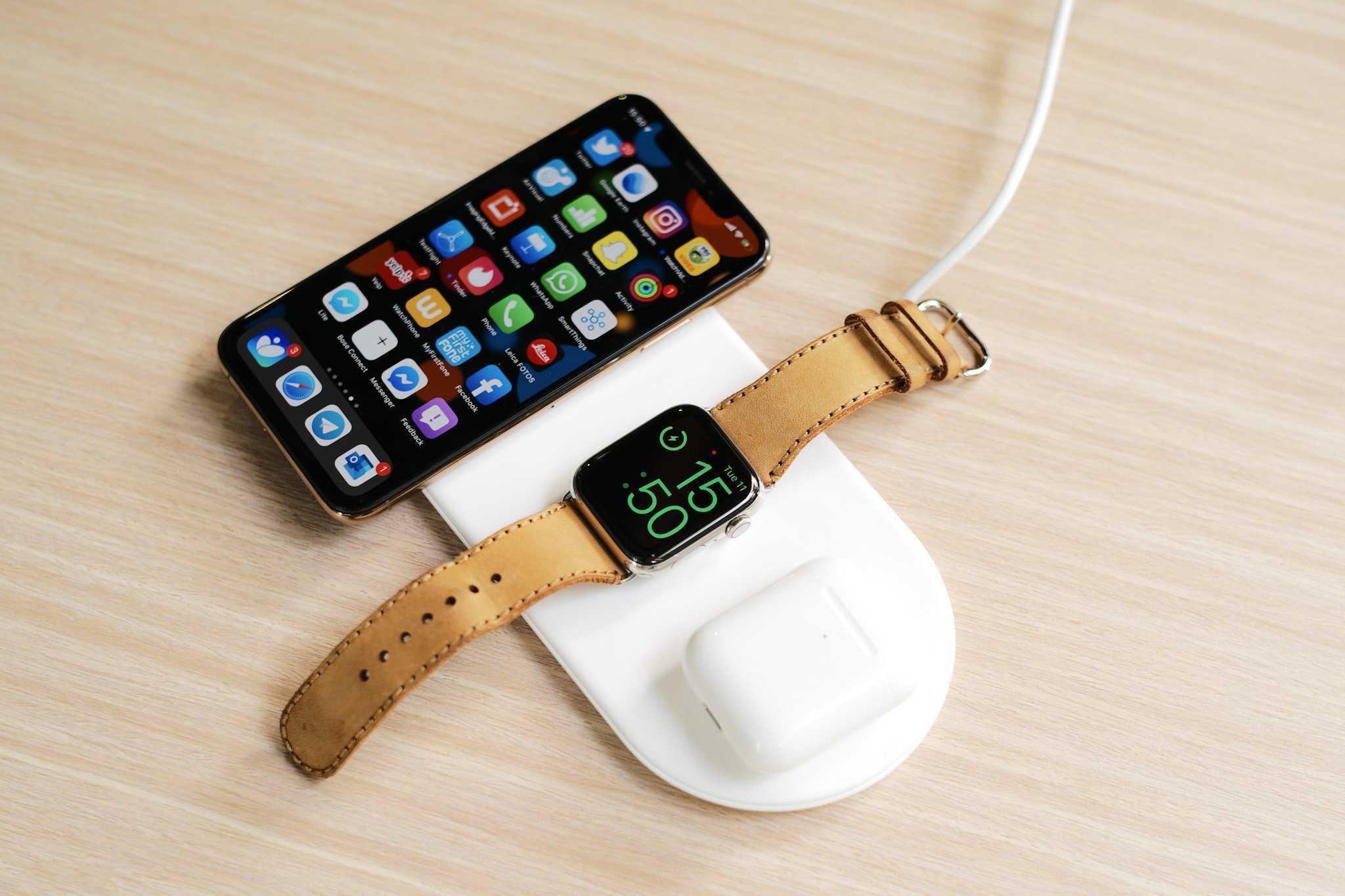 điện thoại iphone sạc không dây
