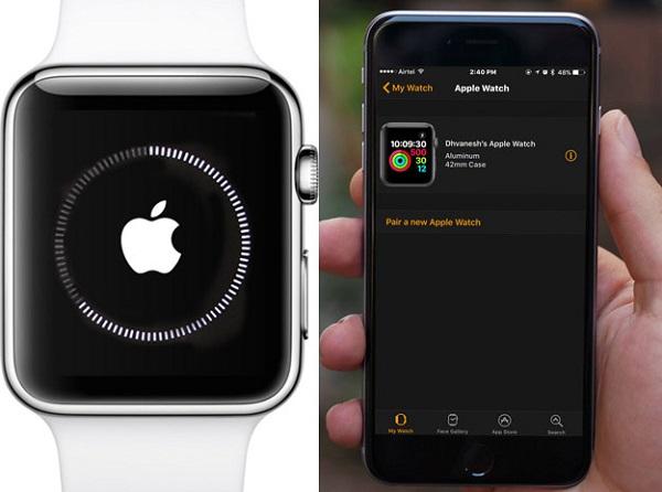 cac loi thuong gap tren Apple Watch va cach xu ly