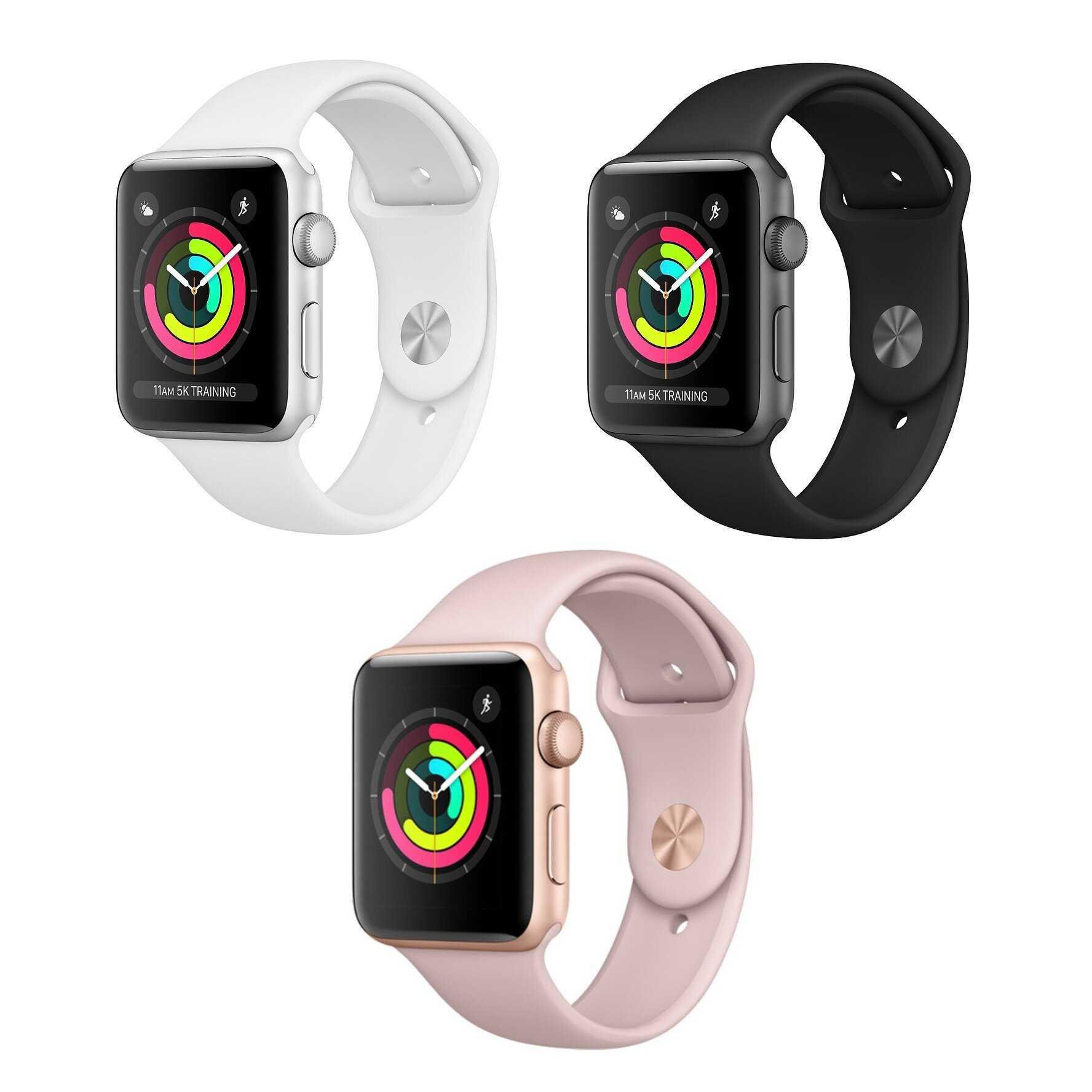 tim hieu tinh nang apple watch series 3