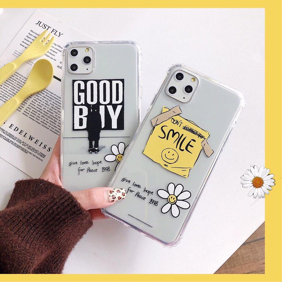 Ốp Mẫu Hàn Quốc iPhone