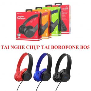 TAI NGHE HEADFONE BOROFONE BO5