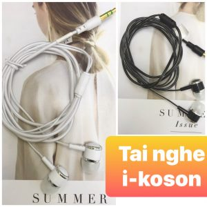 TAI NGHE I-KOSON 3.5mm