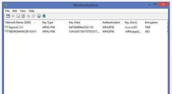 cách xem mật khẩu wifi