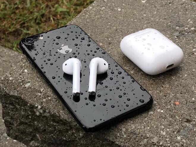 Tai Nghe H1 Wireless Sạc Không Dây (Chip H1)