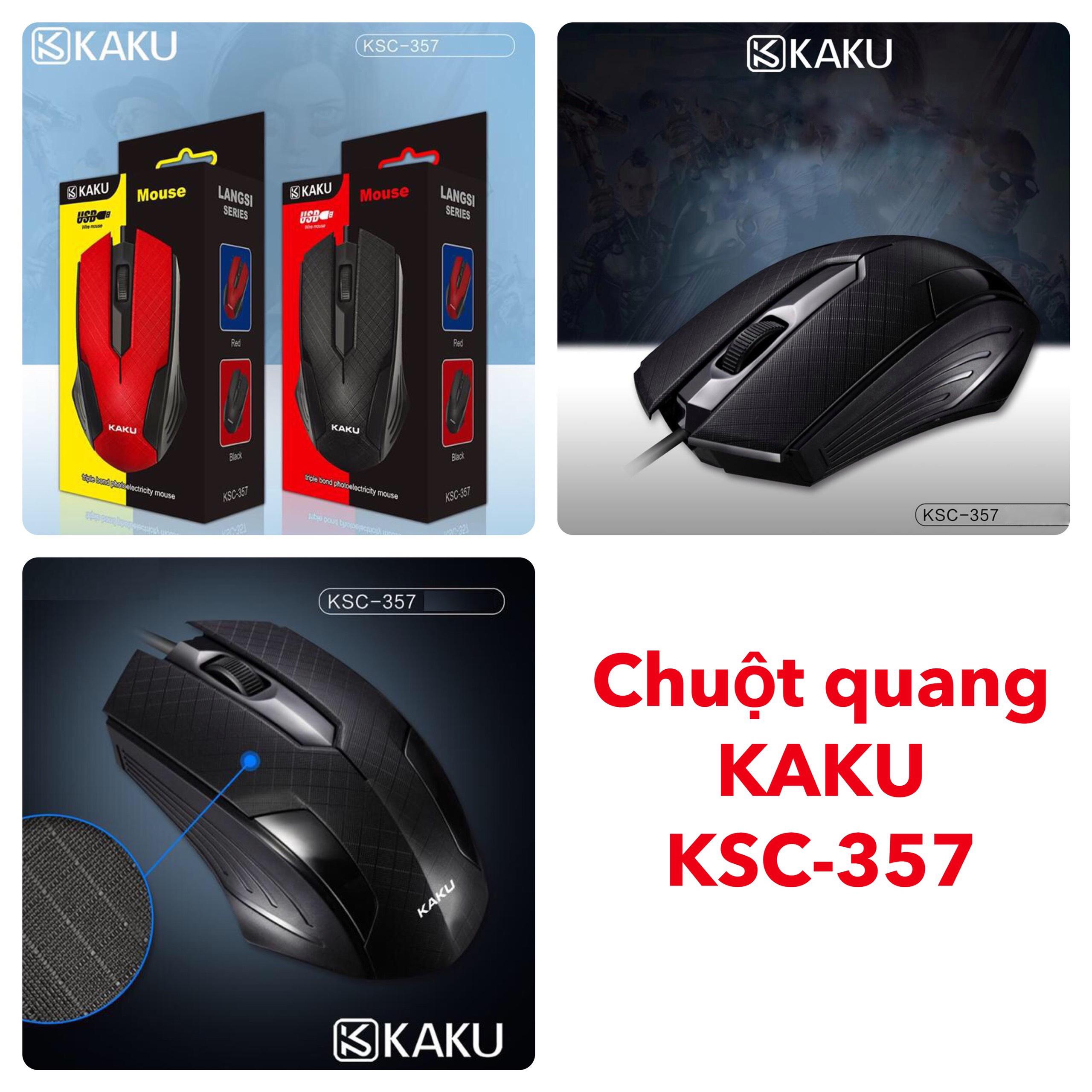Chuột Quang KAKU KSC-357