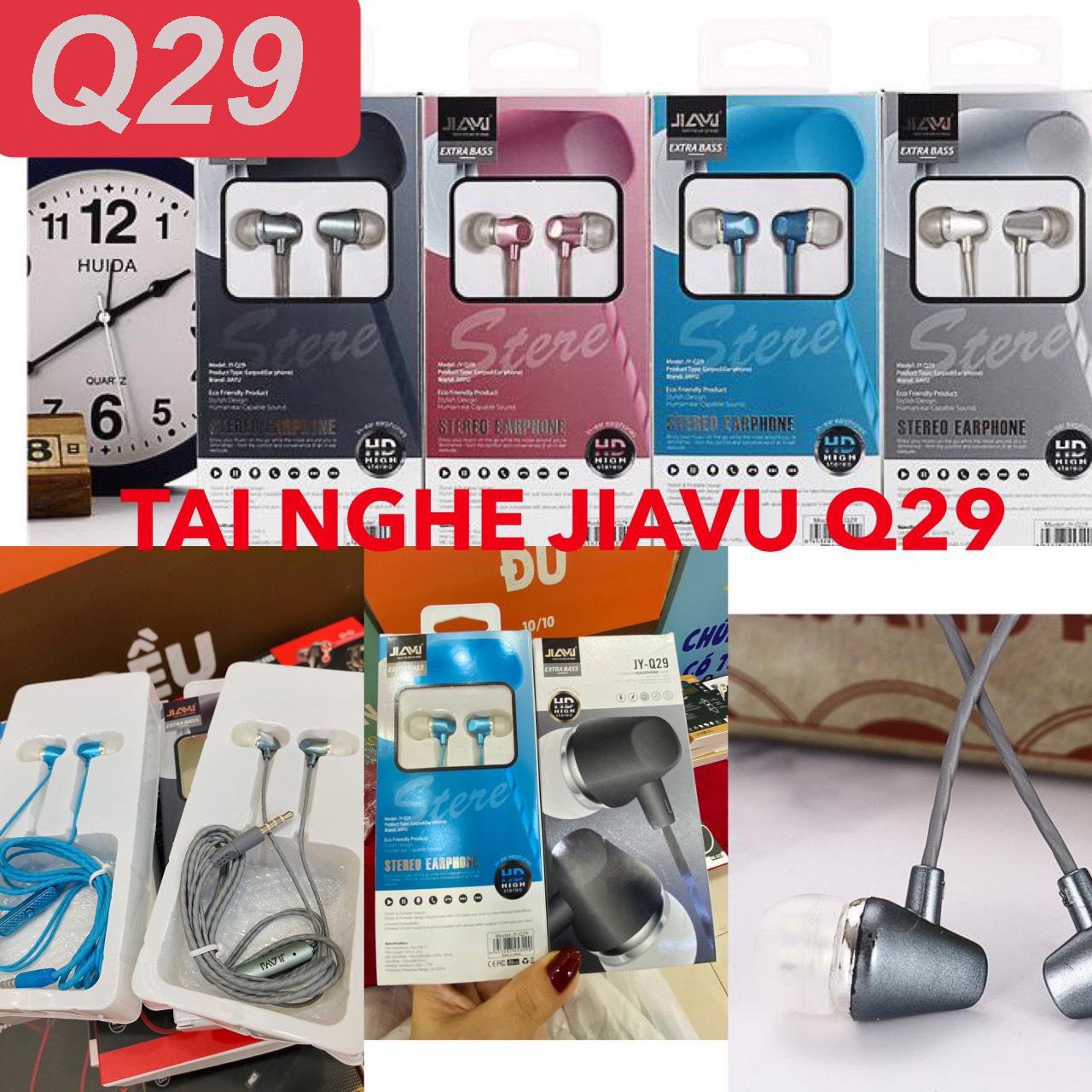 Tai nghe Jiavu Q29