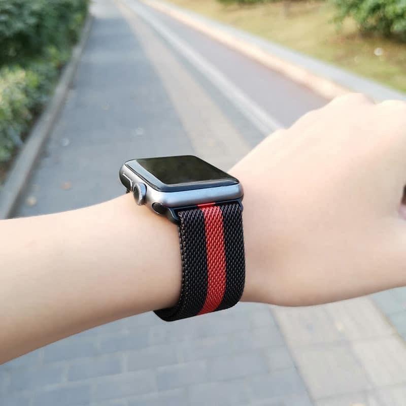Dây Thép Milan Apple Watch