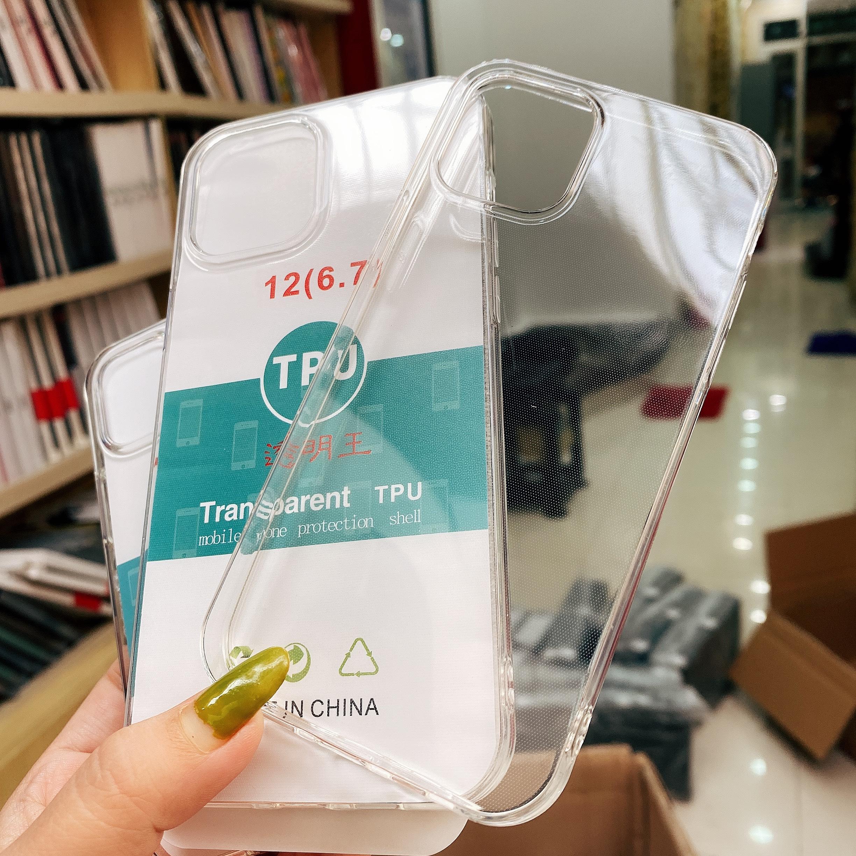 Ốp Dẻo Công ty Full Dòng iPhone