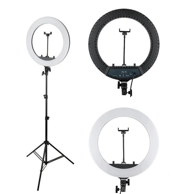 Đèn LED Livestream HQ18