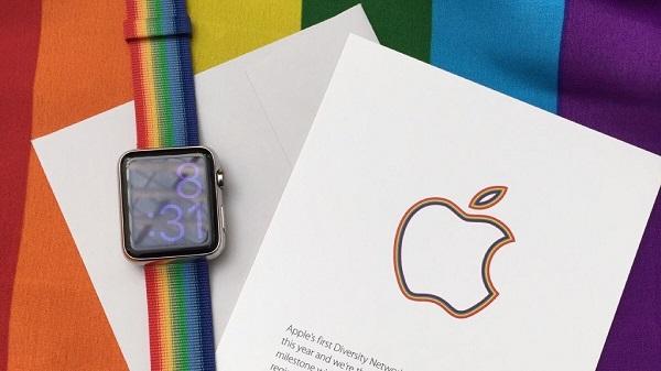 phụ kiện Apple cầu vồng