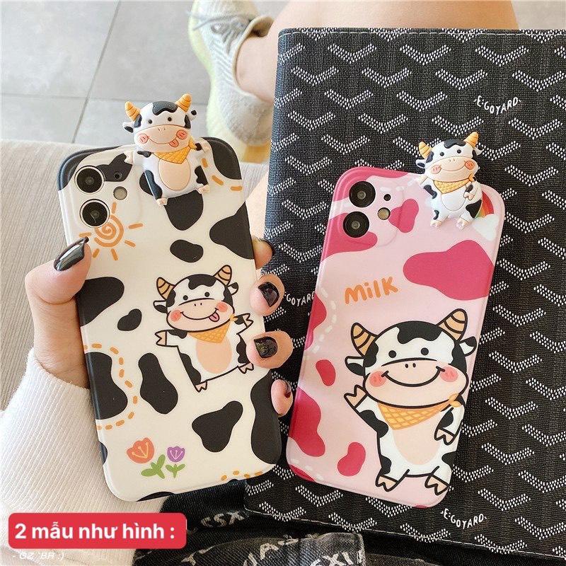 Ốp IMD Bò Sữa