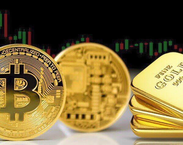 Ốp Trong Suốt Đồng Tiền Bitcoin Viền Vuông Kiểu Dáng iPhone 12