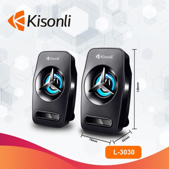 Loa 2.0 kisonli L-3030 LED