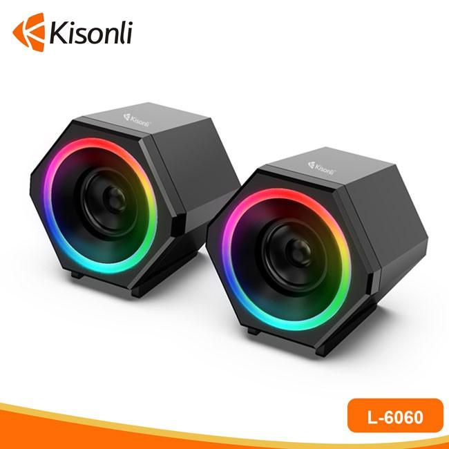 Loa 2.0 Kisonli L-6060 LED