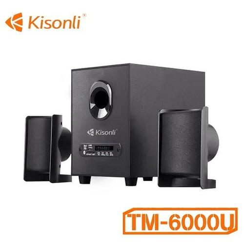 Loa 2.1 Kisonli TM-6000U Bluetooth