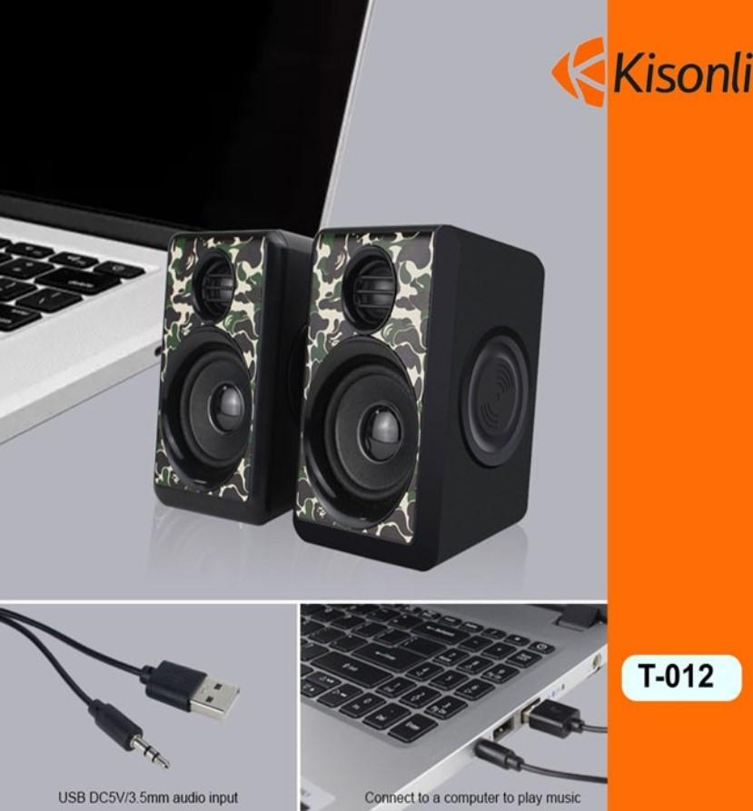 Loa 2.0 Kisonli T-012