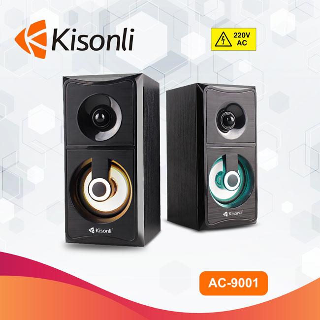 Loa 2.0 kisonli AC-9001 – AC 220V