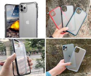 ốp lưng iphone 11 promax trong suốt