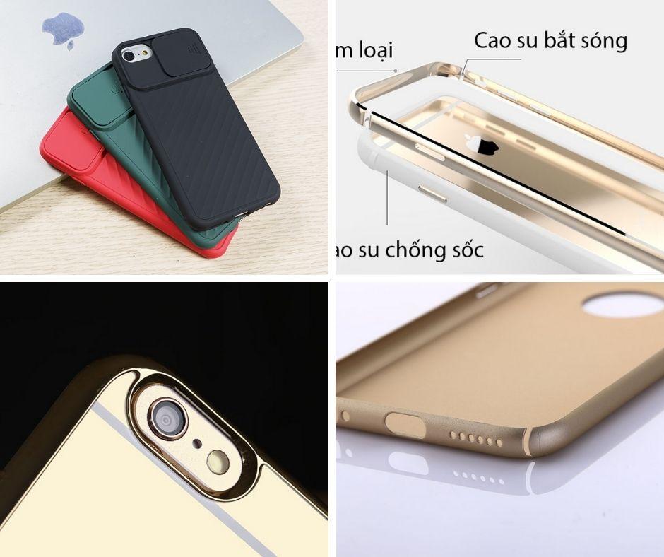 ốp lưng iphone 6 mỏng nhẹ cao cấp