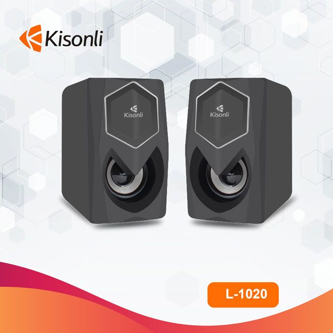 Loa 2.0 Kisonli L-1020 LED