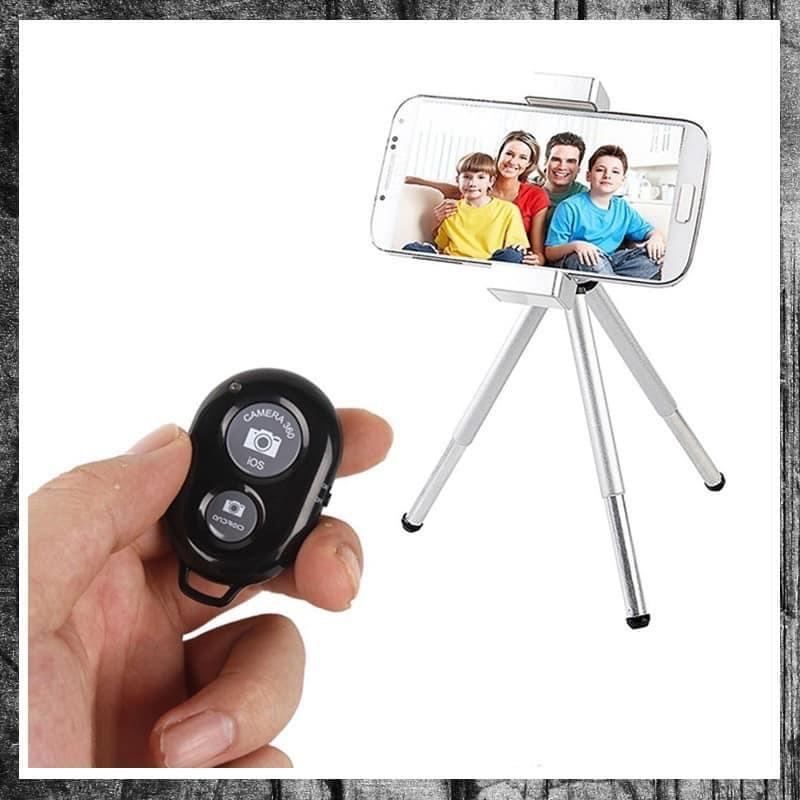 Remote Bluetooth Chụp Hình Tự Sướng