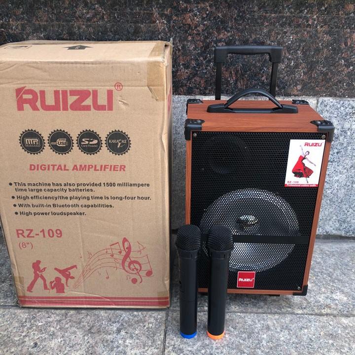 Loa Kéo Di Động Ruizu RZ-109