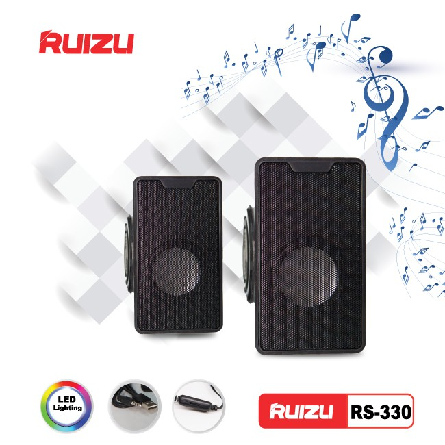 Loa 2.0 Ruizu RS-330